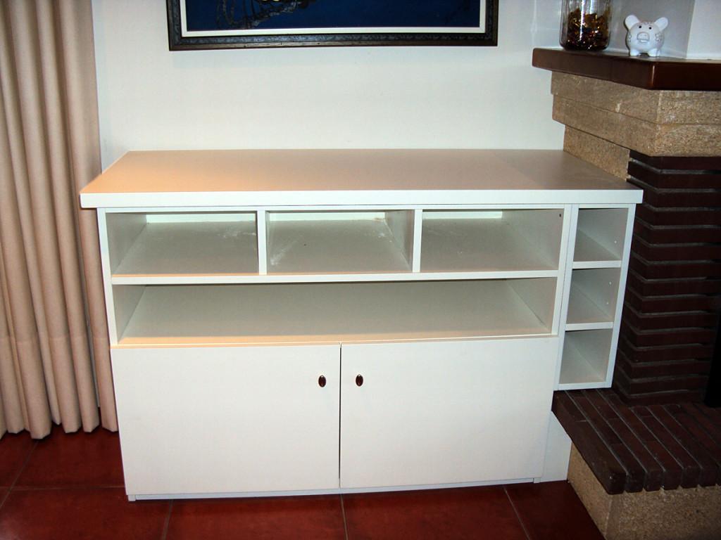 Mueble sal n carpinteria iberre for Muebles basauri